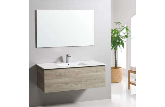 FRANCO WOOD GRAIN VANITY 1200MM