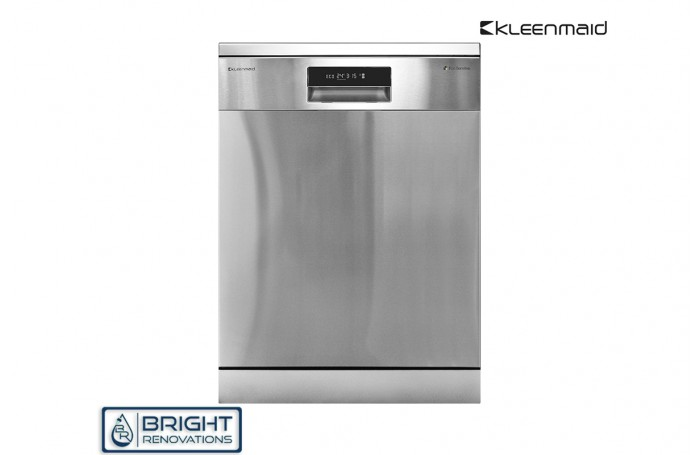 Kleenmaid Stainless Steel Free Standing/Built Under Dishwasher DW6030