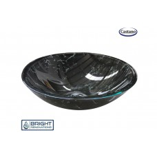 Castano Venus Black Marble Glass Basin