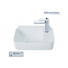 Johnson Suisse Gemelli Compact Wall Basin