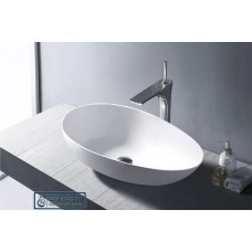 Abel Solid Surface Above Counter Basin
