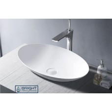 Lydia Solid Surface Above Counter Basin