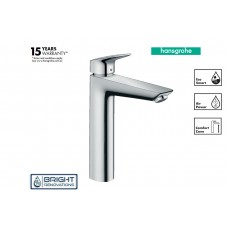 Hansgrohe Logis Single lever basin mixer 190