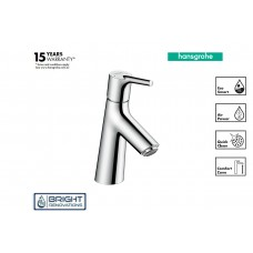 Hansgrohe Talis S Single Lever Basin Mixer 80