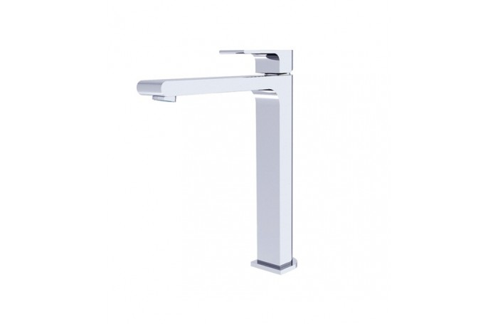 Versatile VITRA Bathroom WELS Tall Basin Flick Mixer Tap