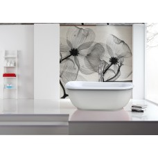 CLASSIC LUXE Freestanding Acrylic BathTub 1500MM & 1700MM