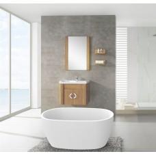 Nemo 1300MM Oval Thin Edge FreeStanding BathTub