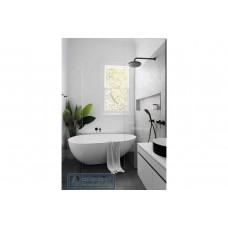 Designer 1500MM&1700MM SHELL Thin Edge Bathroom Round Oval Stand Alone Acrylic BathTub
