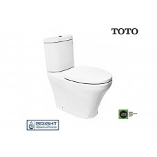 TOTO Close Coupled Toilet And Washlet with Remote Control