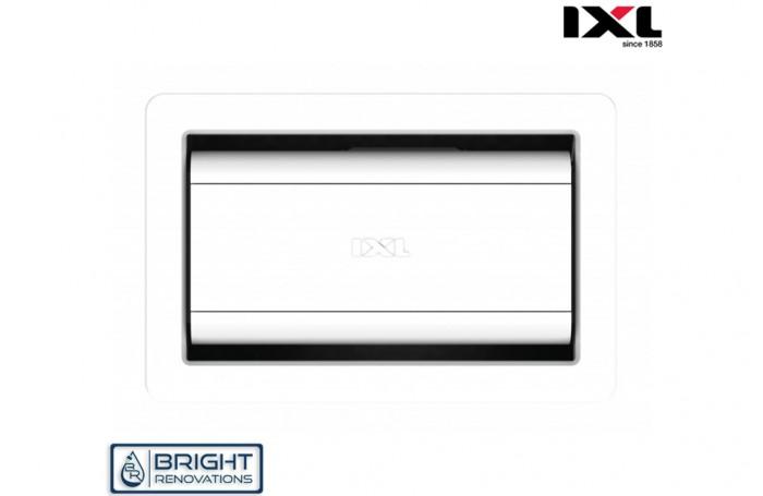 IXL Tastic Luminate Vent - Bathroom Exhaust Fan - White