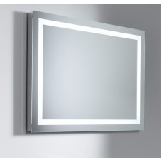 Bathroom LED Mirror with Touch Senser 800X1200, Polished Edges