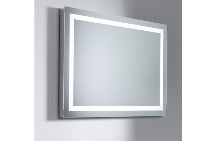 Bathroom LED Mirror with Touch Senser 1200X800mm, Polished Edges