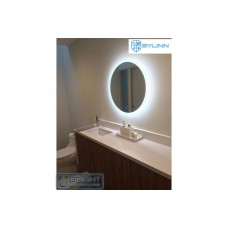 Sylinn Round Mirror With LED 700mm