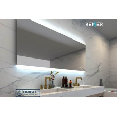 Remer Miro LED Mirror with In-Build Add-Ons_Premium