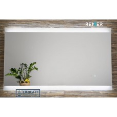 Remer Miro LED Mirror with In-Build Add-Ons_Standard