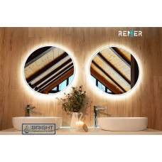 Remer Sphere LED Mirror With Backlit 600/800mm