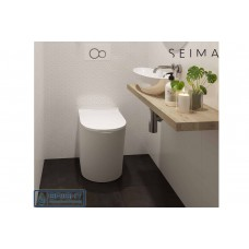 Seima In-wall Cistern Toilet Suite Package