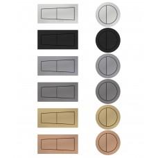 Seima Toilet Colour Button & Hinge Pack