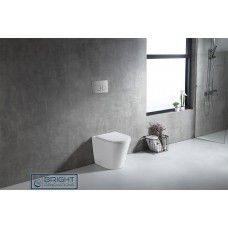 Java In-wall Cistern Toilet Suite Package