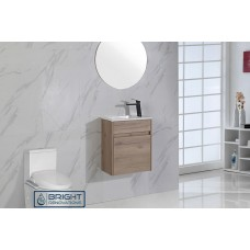 Revit Compact Powder Room Vanity 465