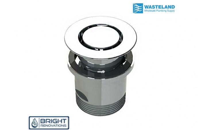 Wasteland Pop Down® Plug and Wastes For Basins