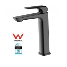 ZITA Bathroom Vanity/Basin Extended Tall Mixer Tap MATTE BLACK