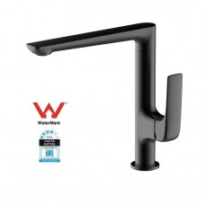 ZITA Bathroom Swivel Sink Mixer Tap MATTE BLACK