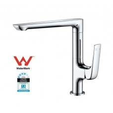 ZITA Bathroom Swivel Sink Mixer Tap CHROME