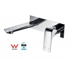 ZITA Bathroom Wall Basin/Bath Mixer Tap CHROME