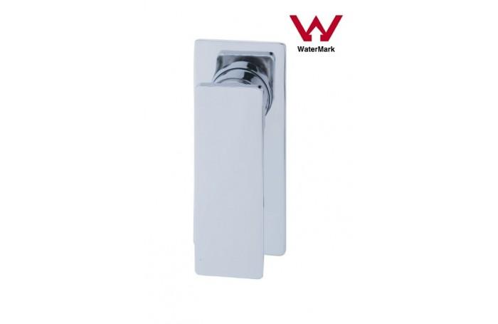 Designer ASTRA Square Bathroom Shower Bath Wall Flick Mixer Tap Faucet