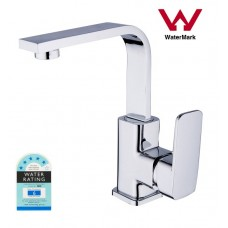 HELLY WELS Bathroom Kitchen Laundry Basin Sink Flick Mixer Tap