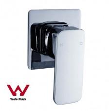 HELLY Bathroom Shower Bath Wall Flick Mixer Tap Faucet