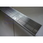 Streamline HANDMADE Shower Floor Long Waste Grate Drain 800mm