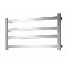 REVO 4 BARS SQUARE SLIM FLAT Heated Towel Rail Ladder Rack 880mm (W) X 560mm (H)