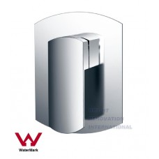 Designer MILAN Square Bathroom Shower Bath Wall Flick Mixer Tap Faucet