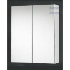PENCIL EDGE Polyurethane Shaving Mirror Cabinet 600 x 750