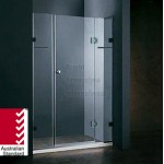 Frameless Wall to Wall Shower screen (11)