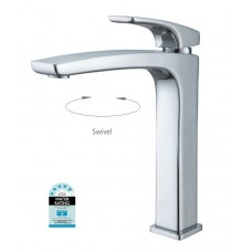 Designer TANCY Swivel Kitchen Laundry Basin Sink Flick Mixer Tap Faucet