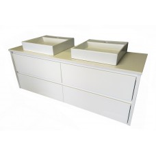 REVO Bathroom All Drawer Vanity 1500mm