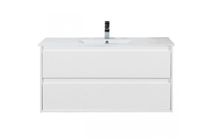 REVO Bathroom Double Drawer Hidden Handles Vanity 1200MM