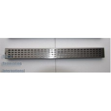 Brand New Designer Stainless Steel Floor Waste Drain Long Grate